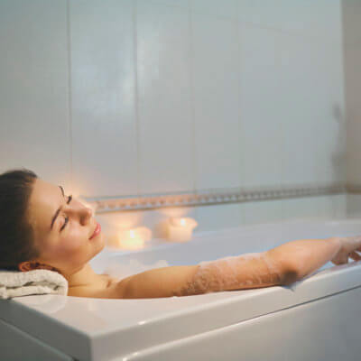 The Best Bath Accessories For Total & Utter Relaxation, Because You Deserve It