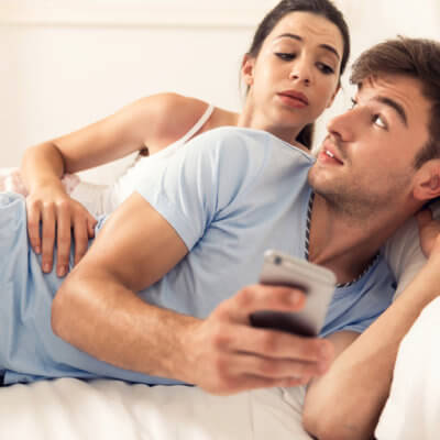 Opinion: Sexting Isn't Cheating, No Matter What Anyone Says
