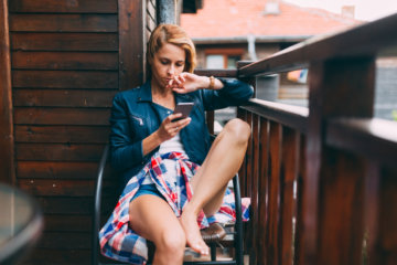 I'll Never Look Through A Partner's Phone Again & Neither Should You—Here's Why