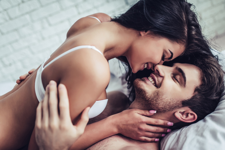 Want To Make Him Go Crazy? Kiss Him In These 10 Places