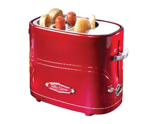 This Hot Dog Toaster Proves You Don't Need A Grill To Have A BBQ