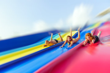 Amazon Is Selling The World's Biggest Backyard Water Slide For The Best Summer Ever