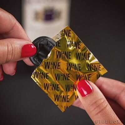 Wine Condoms Are A Thing & They'll Keep Your Wine Fresher For Longer