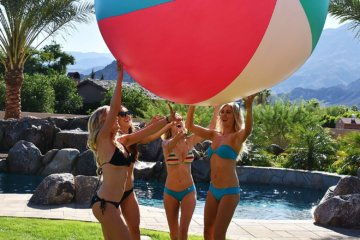 This Giant Inflatable Beach Ball Is The One Thing Missing From Your Perfect Summer