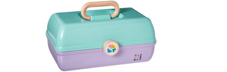 This Caboodles Makeup Case Will Let You Relive The '90s In Style