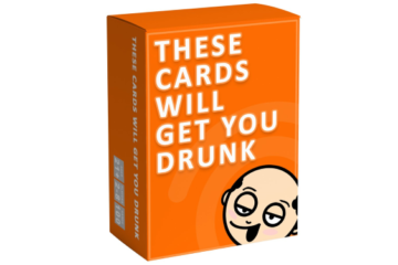 These Cards Will Get You Drunk—And All Your Friends Too