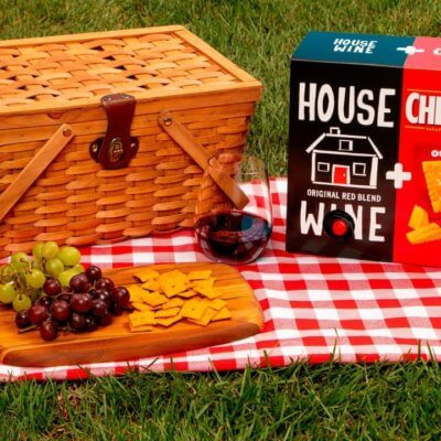 Cheez-Its & Wine Are Teaming Up—What A Time To Be Alive & Snacking!