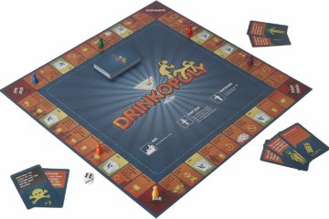 Drinkopoly Is The Insane Drinking Game You Need At Your Next Party