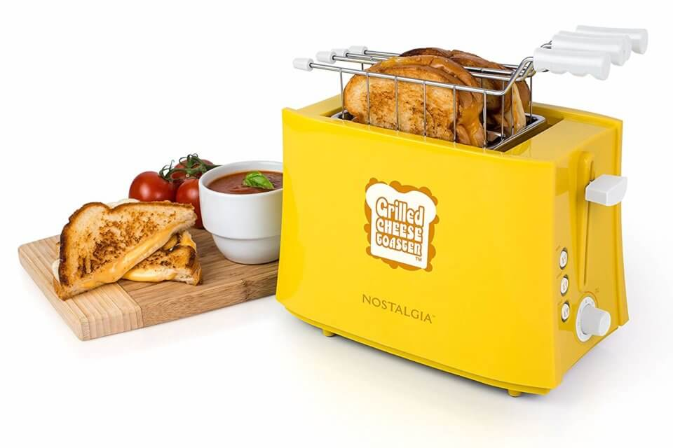 If You Love Grilled Cheese, You Need This Grilled Cheese Toaster