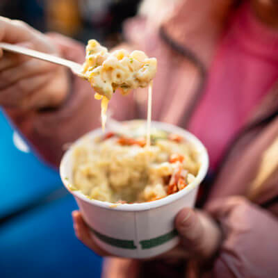There's A Mac & Cheese Festival Coming Up & My Body Is Ready—Is Yours?