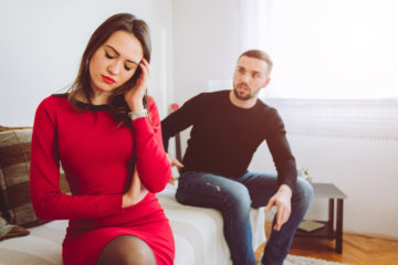 9 Signs You're Guilty Of Pushing Him Away