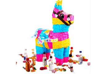 NIPYATA! Is A Piñata For Grown-Ups That's Filled With Booze