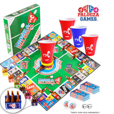 Drinkapalooza Is The Ultimate Drinking Game You Need At Your Next Party