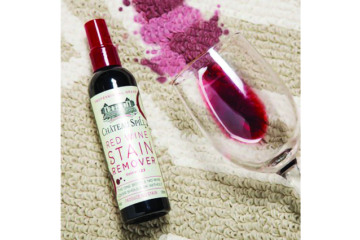 If You're Clumsy With Your Cabernet, You Need This Red Wine Stain Remover