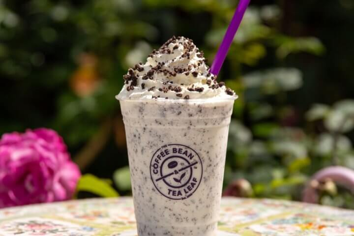 The Phoebe - cookies and cream ice blended