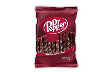 Dr. Pepper Licorice Twists Are A Thing & Sugar Never Tasted So Good