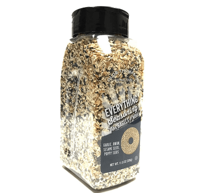 Walmart Sells Giant Bottles Of Everything Bagel Seasoning Online, So Stock Up