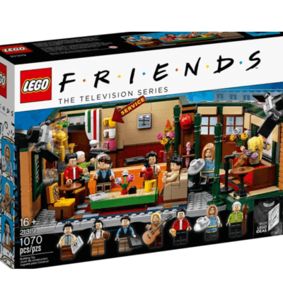 LEGO Is Releasing A 'Friends' Set For The Show's 25th Anniversary