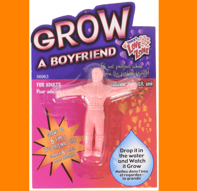 Grow A Boyfriend Is The Perfect Partner For The Frustrated Single Woman