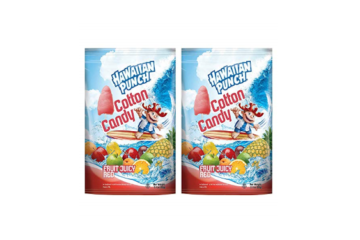 Hawaiian Punch Cotton Candy Exists & It Tastes Exactly Like The Drink