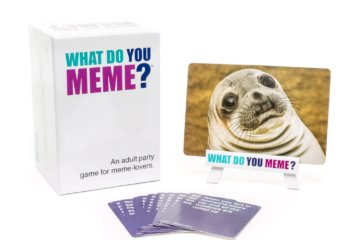 What Do You Meme? Is The Adult Party Game That Make You Laugh 'Til You Cry
