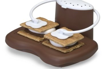 This Microwave S'mores Maker Will Transform Your Snack Game