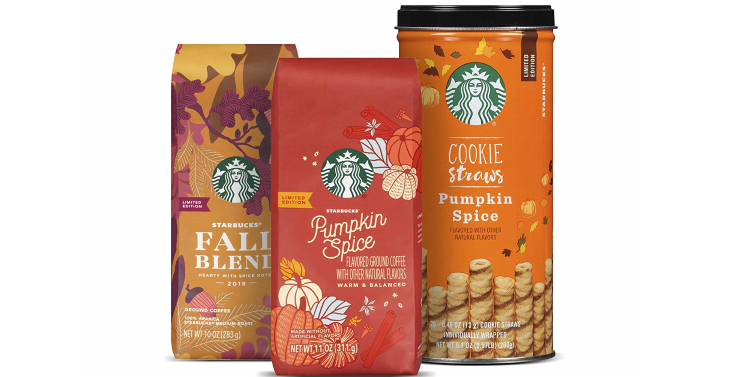 Attention, Pumpkin Spice Lovers: Starbucks Is Selling A Fall Bundle You Need ASAP