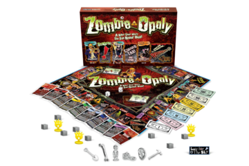 Zombie-Opoly Is The Perfect Halloween Board Game You Never Knew You Needed