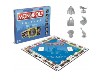 'Friends' Monopoly Exists & I've Never Wanted To Play A Board Game More