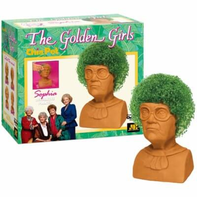 'Golden Girls' Chia Pets Are A Thing & We've Never Wanted Anything More