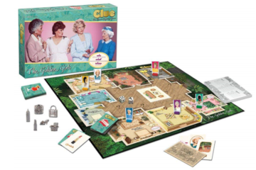 'The Golden Girls' Version Of Clue Is The TV-Themed Board Game Of Your Dreams