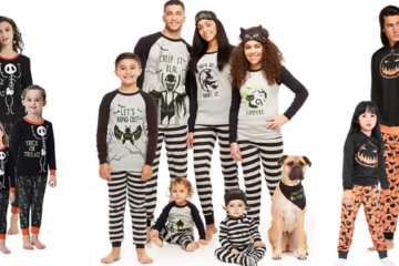 These Matching Halloween Pajamas Come In Sizes To Fit Your Whole Family