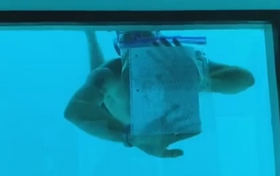 Man Drowns While Filming An Underwater Proposal Video On Dream Vacation