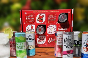 This Hard Seltzer Advent Calendar Is The Answer To Your Booze-Filled Holiday Dreams
