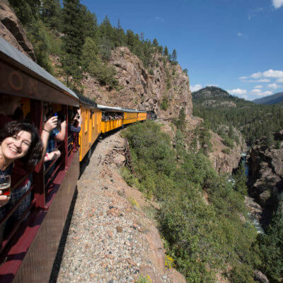 This Beer Train Will Take You Through A Brew-Filled Tour Of Colorado