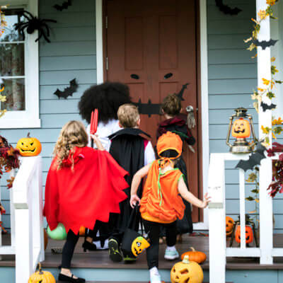 Virginia Town Wants To Jail Trick-Or-Treaters Over 12 Years Old