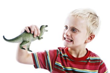 Kids Who Are Obsessed With Dinosaurs Are More Intelligent, Science Says