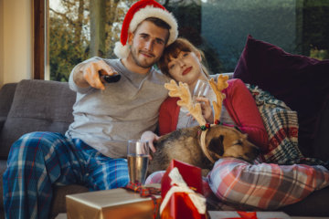 Couples Who Watch Christmas Movies Together Have The Happiest Relationships, Experts Say