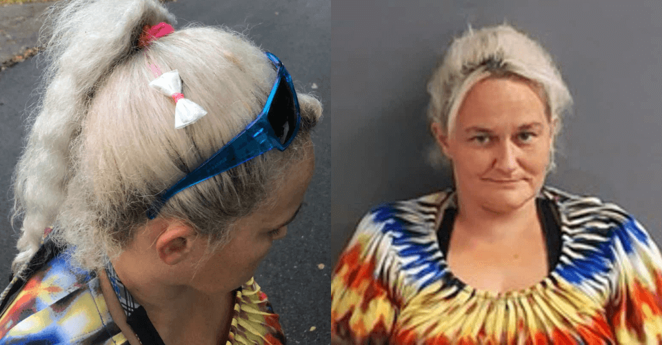 Woman Caught Smuggling Meth Bags By Turning Them Into Hair Bows