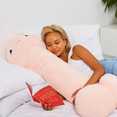 Jumbo Pierre The Willy Pillow Wants To Be Your New Boyfriend