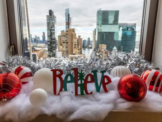 This New York Hotel Opened An 'Elf'-Themed Suite Just In Time For Christmas