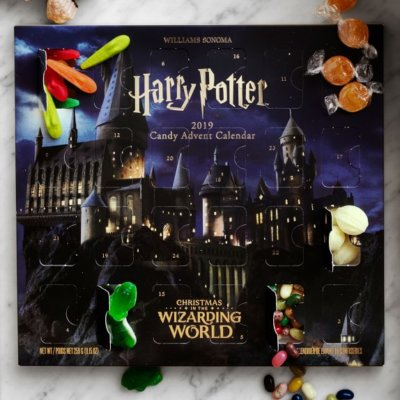 This 'Harry Potter' Advent Calendar Is Full Of All Your Honeydukes Favorites