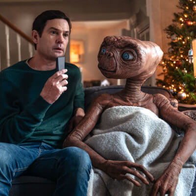 E.T. And Elliott Have Finally Reunited In A New Commercial That Will Make You Cry