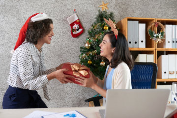 35% Of Millennials Want To Cancel Secret Santa At Work Because It Gives Them Anxiety