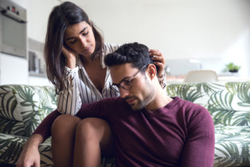 11 Signs Your Partner May Be Depressed