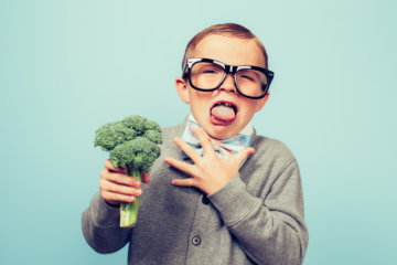Attention, Sprout Haters: Some People Are 'Genetically Wired' To Hate Vegetables