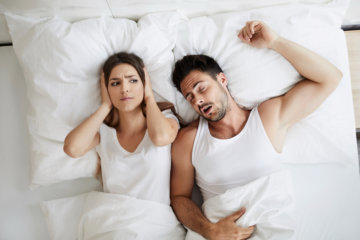 Sleeping Next To Someone Who Snores Is Destroying Your Mental And Physical Health