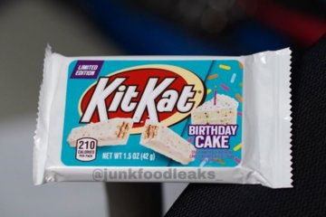 Kit Kat Is Releasing A Birthday Cake Flavor, So It's Time To Celebrate