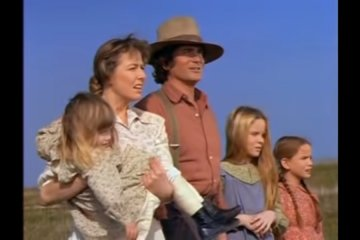 All 9 Seasons Of 'Little House On The Prairie' Are Now On Amazon Prime