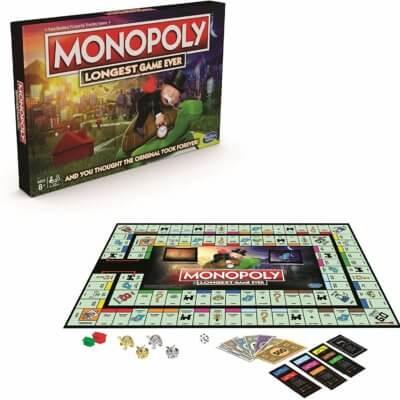 Monopoly Has Released Its Longest Game Ever Just To Torture You